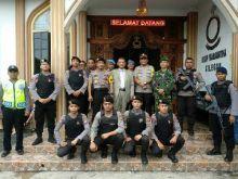 Pengaman Gereja di Kota Serang, Karo Ops Polda Banten Terjun Langsung ke Lokasi