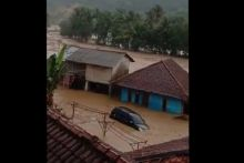 Banjir Januari 2020, Mobil Hanyut di Cigudeg Bogor