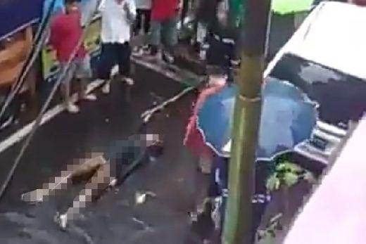 Pria di Serdang Tewas Tersengat Listrik saat Banjir Melanda