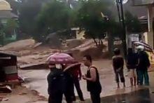 4 Kecamatan dengan Belasan Desa Terdampak Banjir di Lebak-Banten