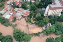 Data Sementara BNPB: 9 Orang di Jabodetabek Meninggal Dunia dalam Bencana Banjir Januari 2020
