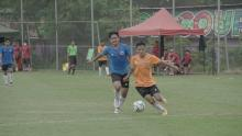 Timnas Indonesia Akhiri TC dengan Internal Game