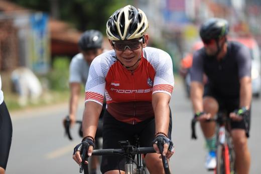 RSO Ukir Sejarah Manis Di Balap Sepeda Yang Tak Mungkin Terlupakan