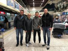 Miftah Anwar Sani Sudah Tiba di Bosnia