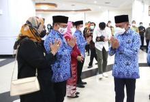 Lantik 9 Pejabat, Menpora Ingatkan Perbaikan Tata Kelola Birokrasi