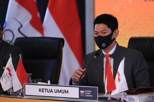 Okto: NOC Indonesia Akan Jadi Pelayan Anggota