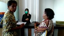 Utang Lunas Agunan Surat Tanah Hilang, Nasabah Ini Datangi Menara Bank BRI Pekanbaru
