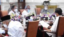 Ratas di Istana, Menpora Amali dan Presiden Jokowi Bahas Grand Design Olahraga Nasional