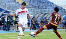 Mario Gomez Puji Kondisi Fisik Pemain Borneo FC