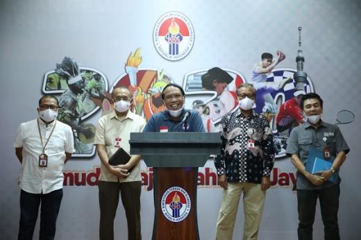 Presiden Tunjuk Menpora Jadi Ketua INAFOC