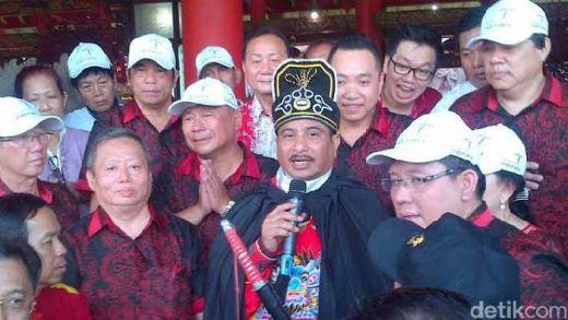 Spirit Akulturasi Tiongkok - Jawa Menghasilkan Budaya Peranakan