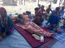 Selain Makanan, Korban Gempa Lombok Timur Sangat Butuh Obat-obatan dan Selimut