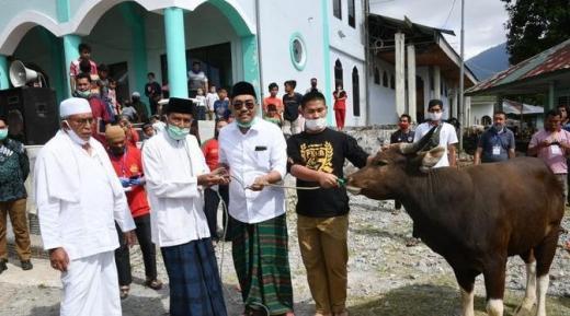 Gus Jazil: Idul Adha Jadi Momen Berbagi dan Menghidupkan Gotong-Royong