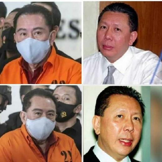 Wajah dan Alis Joko Tjandra Berubah Drastis setelah Ditangkap, Apakah Operasi Plastik?