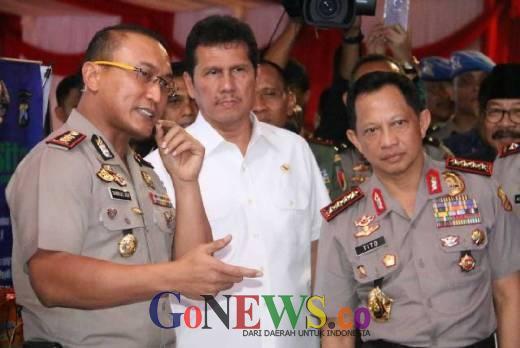 Menteri Asman Minta Polisi Kembangkan Sikap Keramahtamahan dalam Melayani Masyarakat