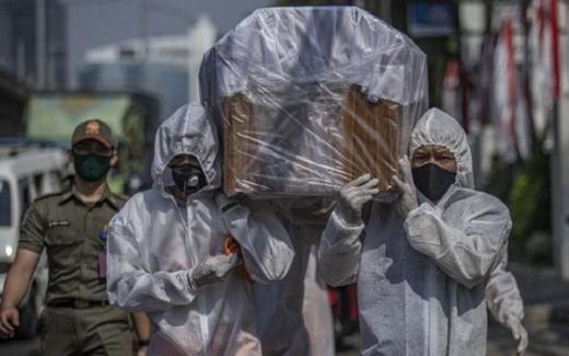 Doakan 100 Dokter yang Meninggal akibat Covid-19, Anis Matta: Mereka Mati Syahid