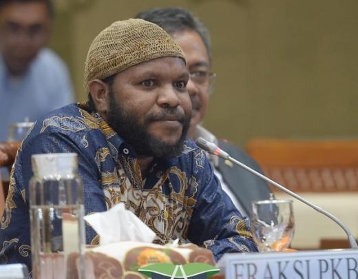 Interupsi Puan Maharani dengan Nada Tinggi, Anggota DPR: Saya Papua, Saya Belum Merdeka