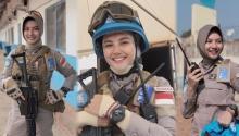HUT Polwan ke-72, Ini 5 Potret Polisi Cantik Indonesia yang Bikin Meleleh
