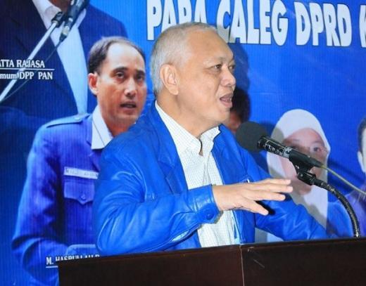 Balas Ejeken Putera Amien Rais, Agung Mozin: Ha-ha-ha... Itu Ungkapan Kepanikan, Lihat Saja Nanti!