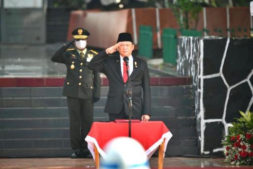 Ketua MPR: Jadikan Peringatan Hari Kesaktian Pancasila untuk Terus Meneguhkan Pancasila Sebagai Ideologi Bangsa
