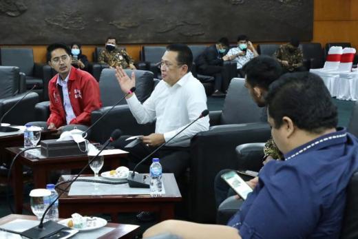 Ketua MPR Paparkan Empat Alasan Penting Perlunya Merawat Kebhinekaan