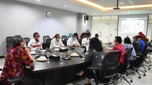 Tinjau Seleksi CPNS, Kepala BP2MI Tekankan Pentingnya Ideologi Pancasila