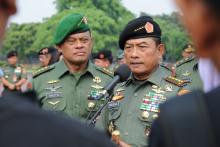 Moeldoko Peringatkan Gatot Nurmantyo: Jangan Coba-coba Ganggu Stabilitas Politik