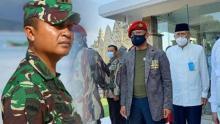 Hadang Jenderal Gatot saat Mau Tabur Bunga di TMP Kalibata, Dandim: Kami Hanya Menjalankan Tugas