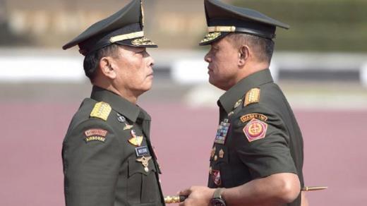 Moeldoko Minta Gatot Setop Tebar Narasi Kebangkitan PKI