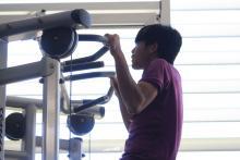 Timnas U 19 Jalani Latihan Penguatan Otot dan Power
