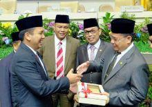 Gubernur Ridho Naikkan Pertumbuhan Ekonomi Lampung di 2017