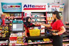 Hingga September, Alfamart Cetak Laba Rp337 Miliar