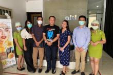 Geliat Pelaku Usaha Kecantikan di Bali Hadapi Pandemi