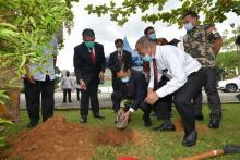 Fadel Muhammad Ajak Pilih Pemimpin yang Pro Terhadap Petani