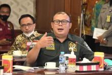 Anggota Komisi III DPR RI Apresiasi Serapan Anggaran Polda Jabar