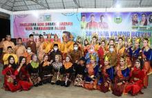 MPR Sisipkan Nilai-nilai Empat Pilar dalam Pagelaran Seni Asli Mandiangin