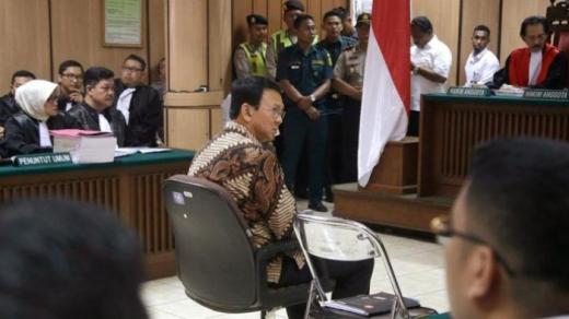 Kasus Beli Tanah Milik Pemprov DKI, Ahok Kembali Disidang