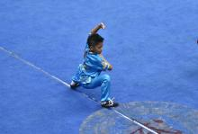 Pendekar Kungfu Cilik Laba Laba Sakti Bikin Kejutan