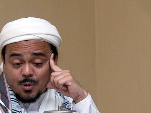 Habib Rizieq: Bukan Syiah Dan Wahabi, Anies Baswedan Ada Bersama Kita
