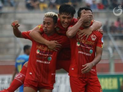 Kalteng Putra FC Perpanjang Kontrak Lima Pemain