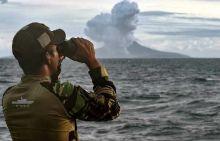 Gunung Anak Krakatau Retak, BMKG: Kami Minta Warga Waspada Tsunami