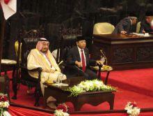 Ini Isi Lengkap Pidato Raja Salman di DPR RI