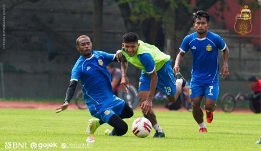 Ruben Sanadi Fokus Hadapi Piala Menpora 2021