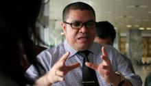 Razman Arif Mundur, Kubu Moeldoko Singgung Virus Lemah Gairah