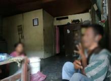 Pandemi Covid-19, Satu Keluarga di Medan Ini Tetap Bersyukur Meski Makan Lauk Royco