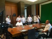 Ketua DPD RI Ajak Elemen Bangsa Gotong Royong Tekan Covid-19