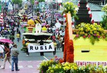 Harum Bunga Tomohon Bakal Dihirup Dunia International