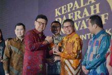 Taufan Pawe, Terpilih sebagai Walikota Inovatif Tahun 2017