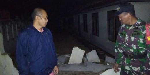 Akibat Gempa Banten, Dua Tembok Rumah di Garut Roboh