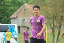 Empat Hari Latihan di Kroasia, Witan Sulaeman Ngaku Kondisi Prima